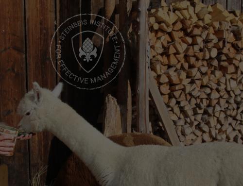 Thema der Woche: Alles von A wie Alpaka bis V wie Veränderung