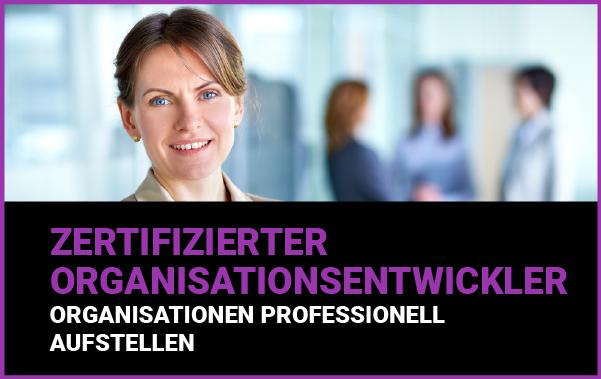 Zertifikatskurs Organisationsentwickler