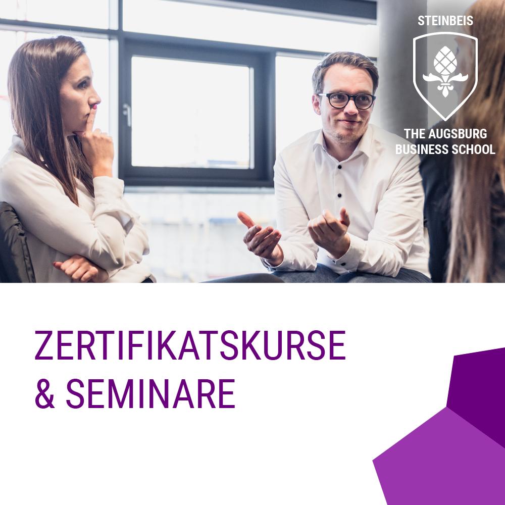 Weiterbildung Seminare Steinbeis München Frankfurt