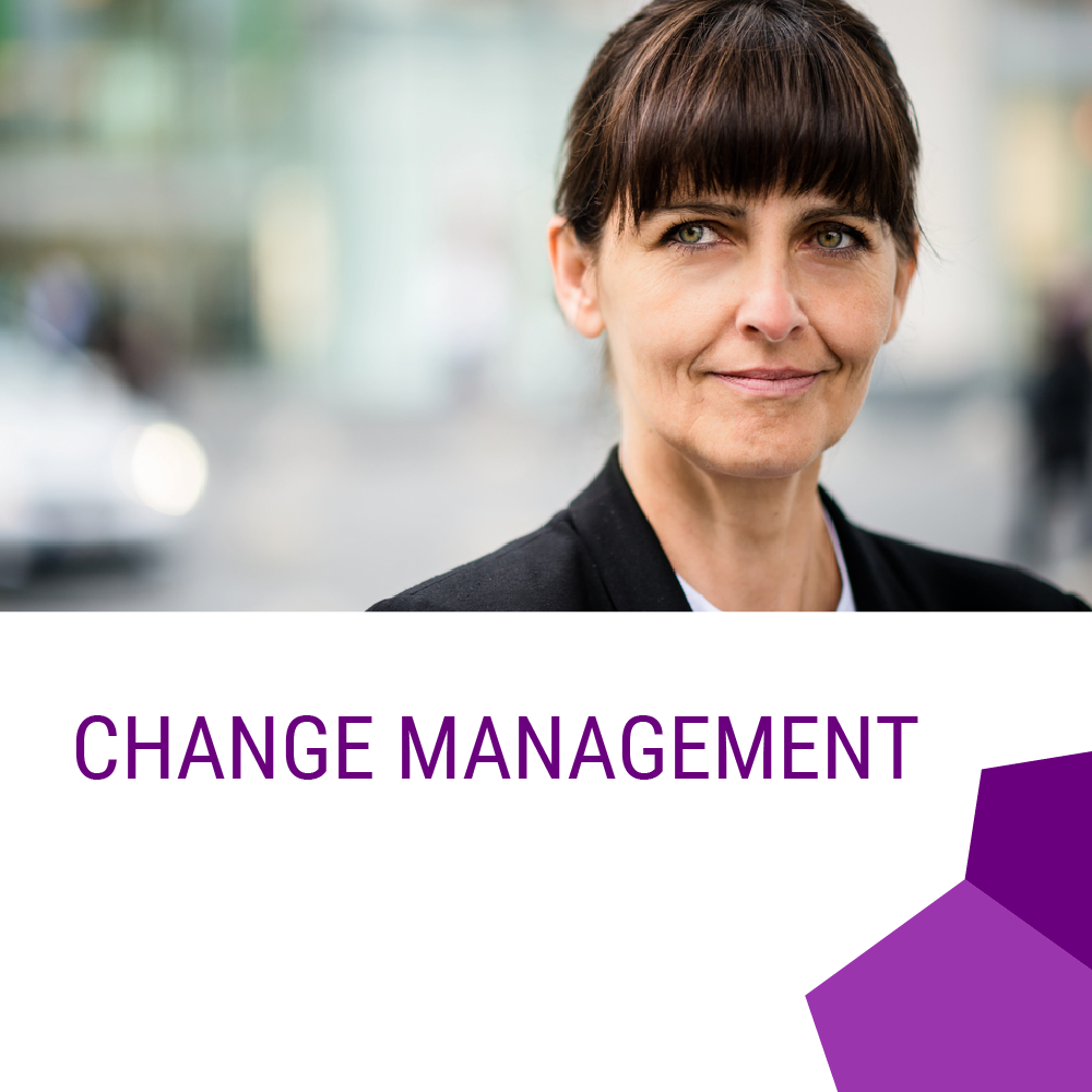 Change Management Weiterbildung