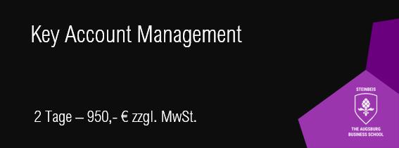 Key Account Management Seminar