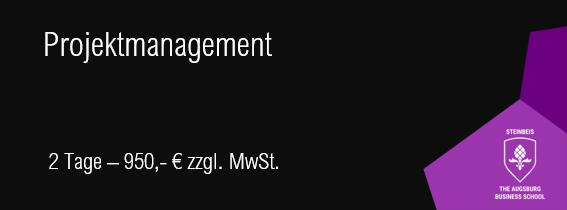 Projektmanagement Seminar