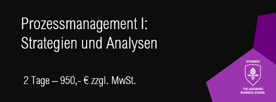Prozessmanagement Seminar