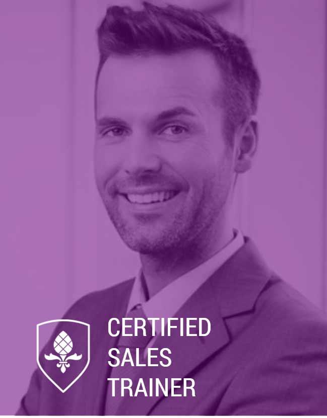 Online Weiterbildung Certified Sales Trainer Hamburg