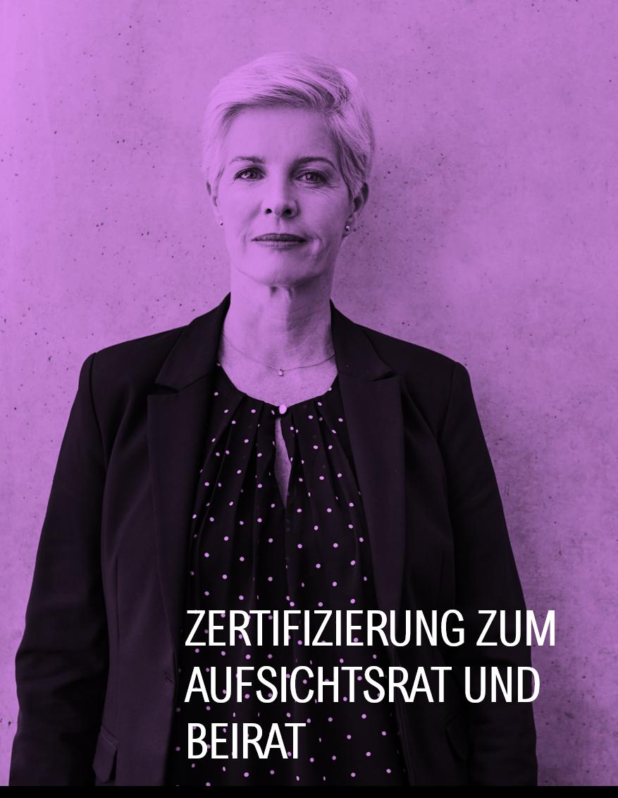 Online Weiterbildung Aufsichtsrat und Beirat Hannover München