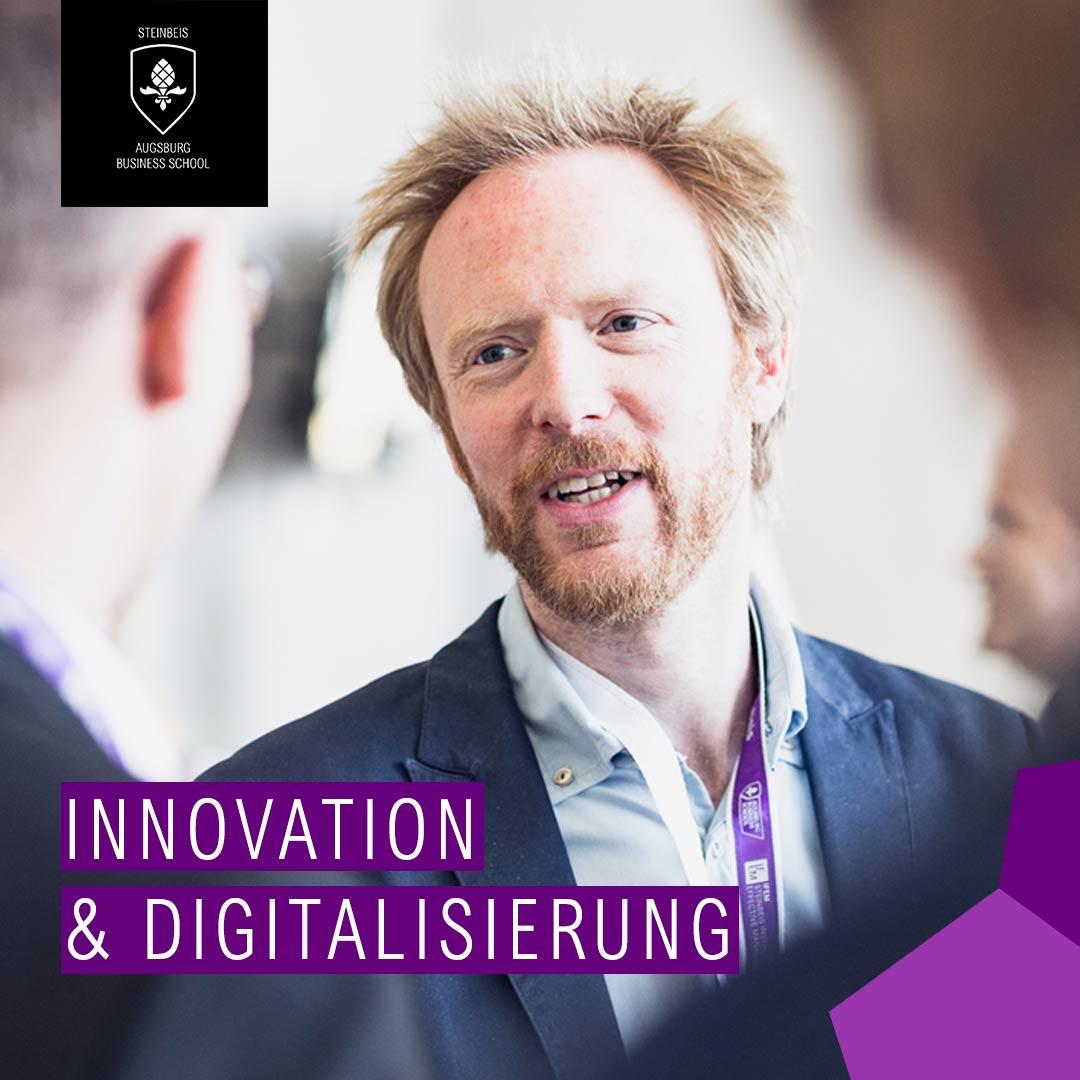 Digitalisierung Weiterbildung Innovation