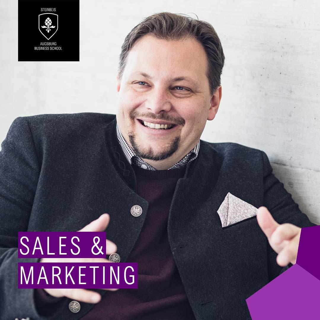 Sales Vertrieb Marketing