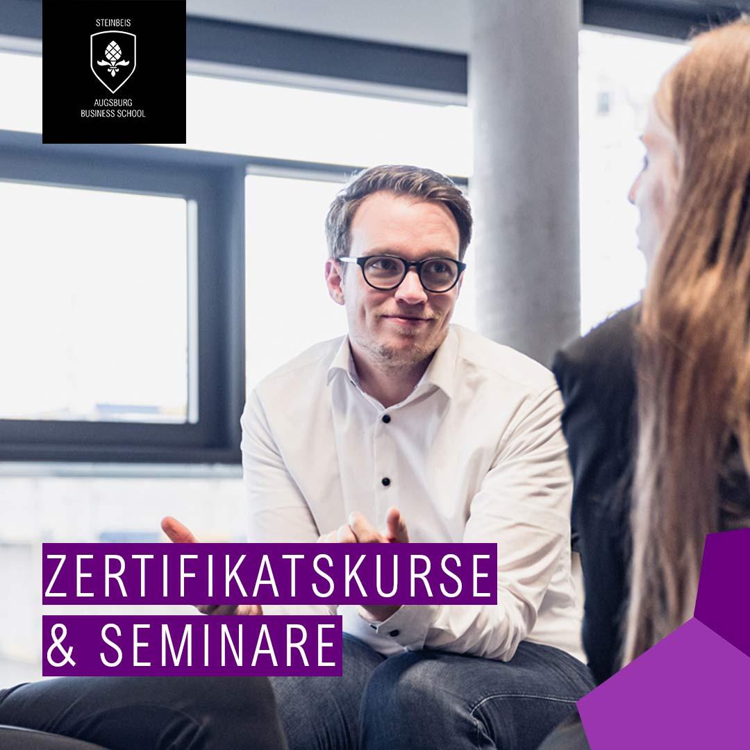Zertifikatskurse & Seminare Change Management