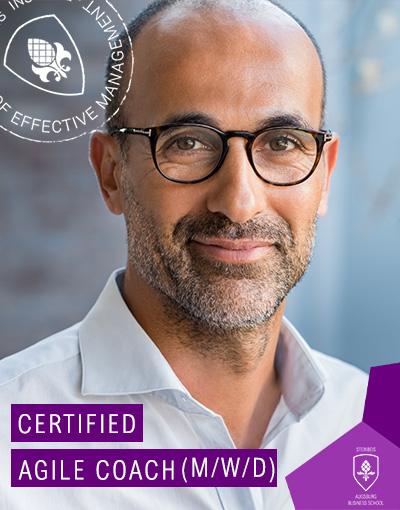 Certified Agile Coach
