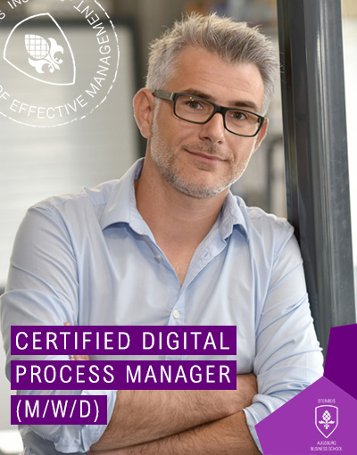 Certified DIgital Process Manager
