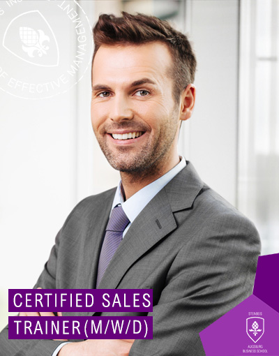Certified Sales Trainer