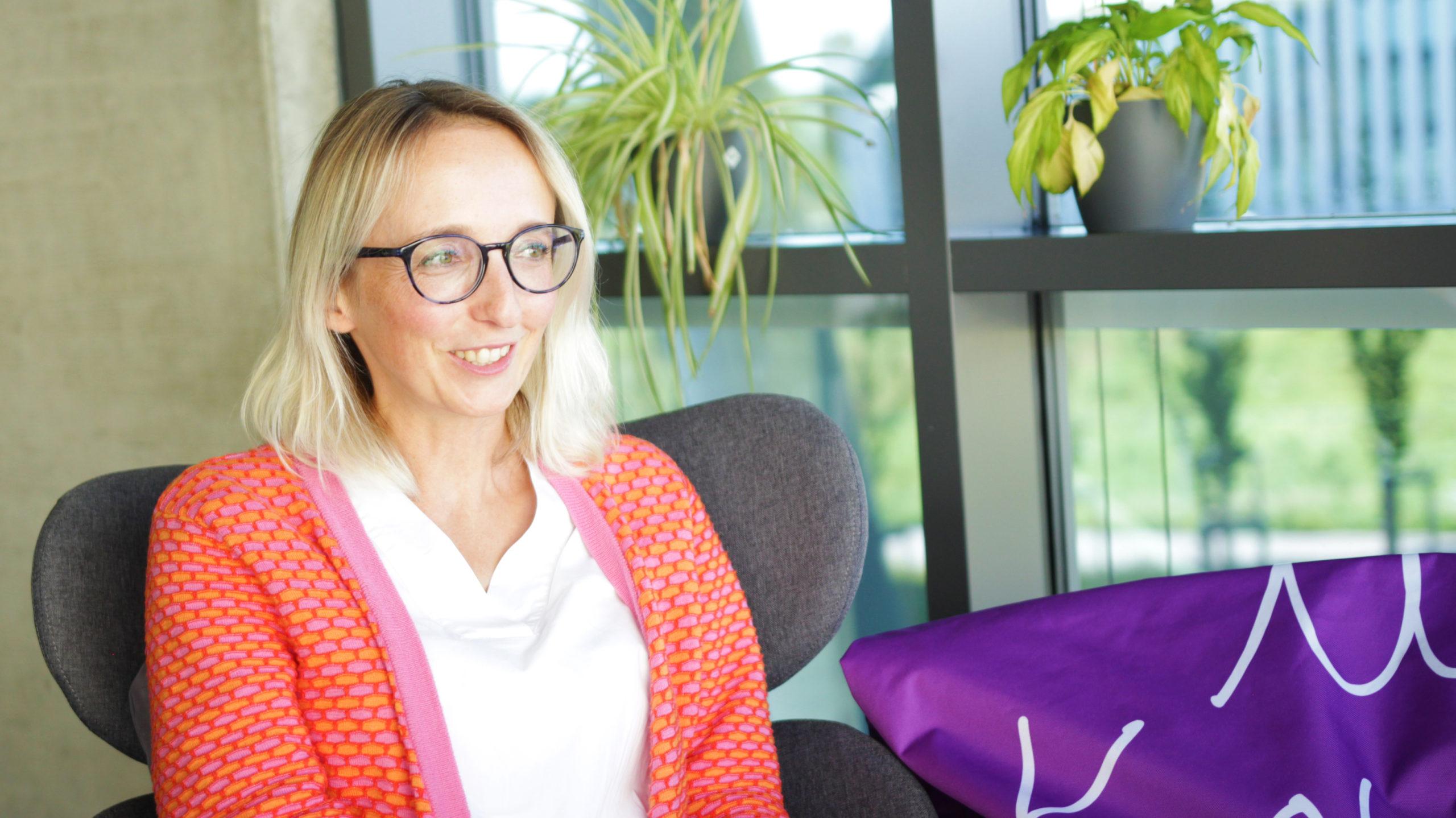 Michaela Lück über die Inhouse Akademie der Steinbeis ABS