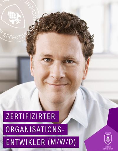 Zertifizierter Organisationsentwickler
